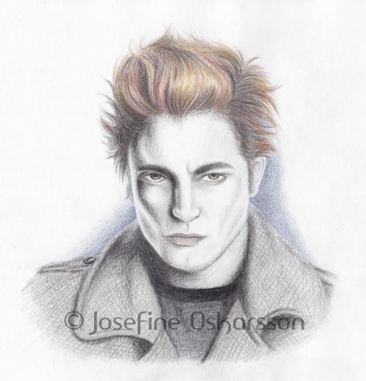 Robert Pattinson par Juicefine